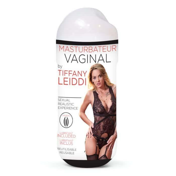 Masturbator Vagin Tiffany Leiddi