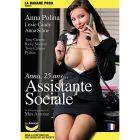 Anna 25 ans Assistante Sociale - DVD Marc Dorcel