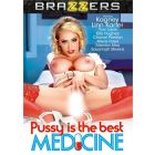 Pussy is the best medicine - DVD Brazzers