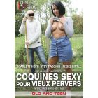 Coquines sexy pour vieux pervers - DVD Philippe Soine