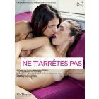 Ne t'arrêtes pas -  Viv Thomas - DVD Lesbien
