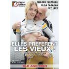 Elles préferent les vieux ! - DVD Philippe Soine
