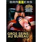 Gros seins au bureau - DVD Brazzers