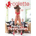Perfect threesomes 3 - DVD Colette