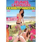 Jeunes campeuses exhibitionnistes - DVD JTC