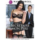 La secrétaire de mon père - DVD Marc Dorcel