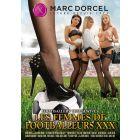 Femmes de footballeurs XXX - DVD Dorcel
