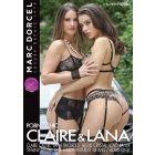 Claire et Lana - Pornochic 28 - DVD Marc Dorcel