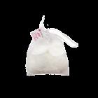 Dorcel 100 White Petals Organza Bag