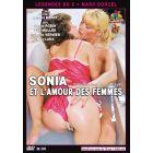Sonia et l'amour des femmes - DVD Marc Dorcel