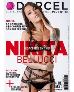 Dorcel Magazine plus n°23