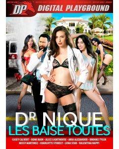 Docteur Nique Les Baise Toutes - Digital Playground DVD