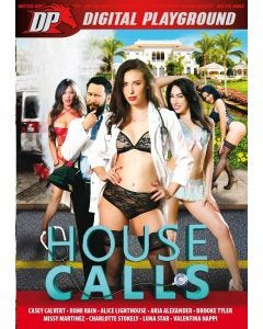 House Calls - Digital Playground DVD
