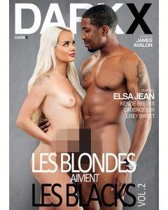 Les blondes aiments les blacks 2