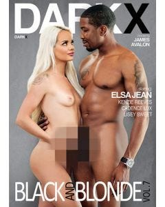 Black and Blonde Vol.7 - Dark X DVD
