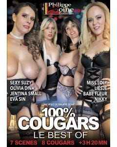 100% cougars - le best of - Philippe Soine Production