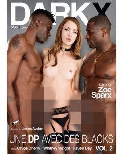 Une DP avec des blacks 2 - DVD Dark X