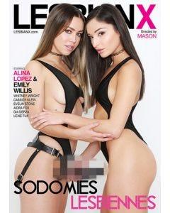 Sodomies lesbiennes - DVD Lesbian X