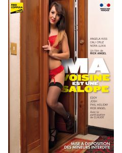 Ma voisine est une salope - DVD Fred Coppula