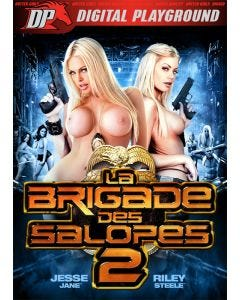 La brigade des salopes 2 - DVD Digital Playground