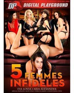 5 Femmes Infideles