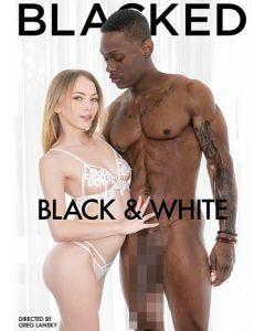 Black and white 10 - DVD Blacked