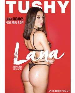 Lana - DVD Greg Lansky