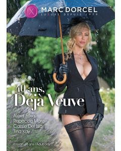 40 ans déjà veuve - DVD Marc Dorcel