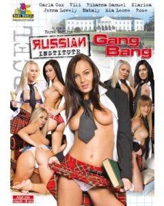 Russian Institute 13 :  Gang Bang