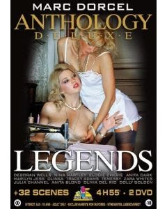 Legends Deluxe Anthology