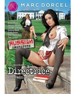 Russian institute : la directrice
