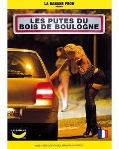 Les putes du bois de Boulogne DVD