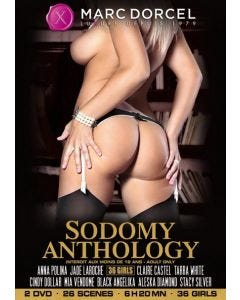Sodomy Anthology - DVD Dorcel