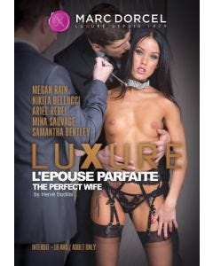 Luxure l'épouse parfaite - DVD Marc Dorcel