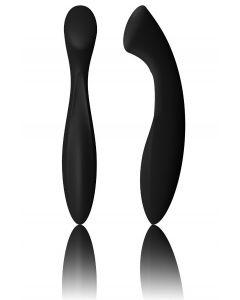 Gode Ella Noir Lelo, 19cm