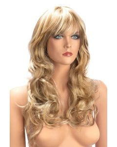 Perruque Longue Zara Blonde