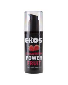 Lubrifiant Eros Strawberry Power 125 ml