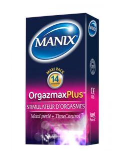 Préservatifs Manix Orgazmax Plus *14