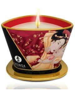 Bougie De Massage Romance Vin