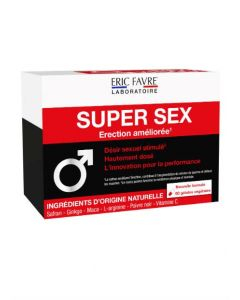 Super Sex 60 Gelules