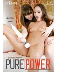Pure Power -  DVD Viv Thomas