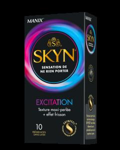 Préservatifs Skyn Excitation Par 10