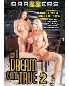 A dream cum true 2 - DVD Brazzers