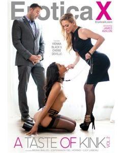 A Taste Of Kink Vol.2 | Erotica X DVD