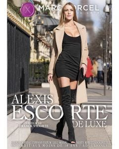 Alexis escorte de luxe - DVD Marc Dorcel