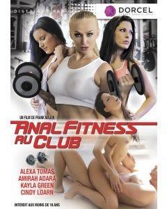 Anal fitness au club - DVD Dorcel