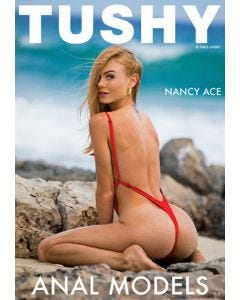 Anal Models 4 - DVD Tushy