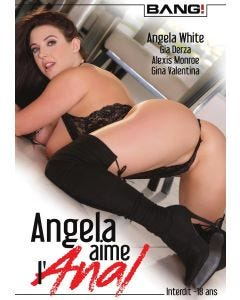 Surrender to anal 8 - DVD Bang