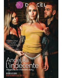 Angelika l'indécente - DVD Marc Dorcel
