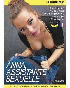 Anna, assistante sexuelle - DVD La Banane Prod